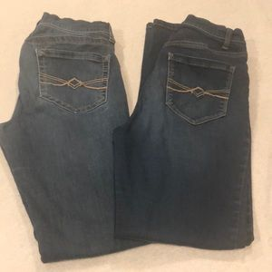 Mudd Jeans - 2 pairs Mudd Jeggings Jeans
